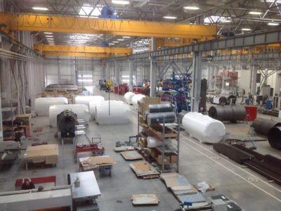 Открытие завода Viessmann в России